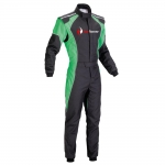 KART SUIT TWO LAYER IN CORDURA INSIDE TOWEL