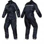 RAIN SUIT ONE PIECE IN TAFFETA FABRIC